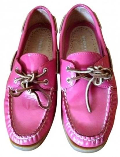 Preload https://img-static.tradesy.com/item/157628/sperry-pink-boat-flats-size-us-7-0-0-540-540.jpg