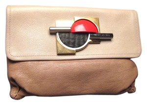 Marc Jacobs Limited Edition Tan Clutch