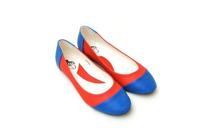 GC Blue / Red Flats