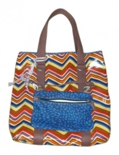Preload https://img-static.tradesy.com/item/157636/fossil-multicolor-canvas-tote-0-0-540-540.jpg