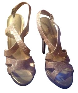 Your Party Shoes Gold Formal