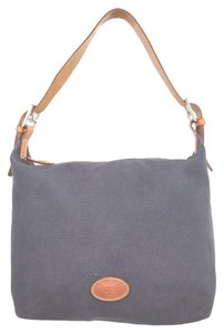 Dooney & Bourke & Canvas Shoulder Bag