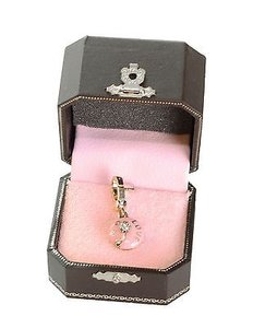 Juicy Couture Wbox Juicy Couture Pink Cupcake Cherry Love Gp Gold For Braceletnecklace