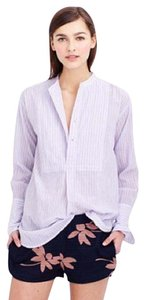 J.Crew Button Down Shirt Lavendar