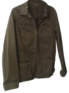Guess Button Down Shirt Olive green