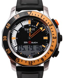 Tissot Tissot Sea-Touch Mens Watch