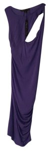 Elizabeth and James short dress Hyac Purple on Tradesy