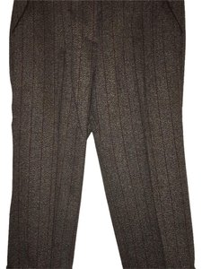 Sisley Capris Brown