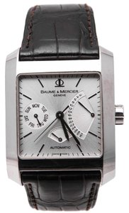 Baume & Mercier Limited Edition Baume & Mercier Hampton Square Mens Watch - William Baume Collection RARE