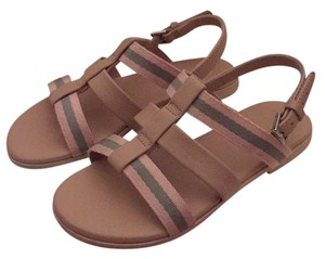 Gucci Pink and gray Sandals