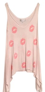Wildfox Top Pink