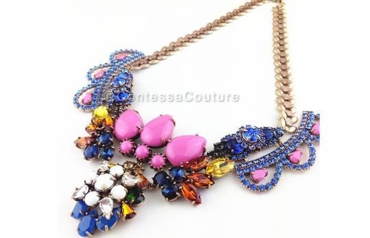 "Other ""Amelia"" Statement Necklace"