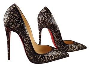 Christian Louboutin So Pretty black Pumps