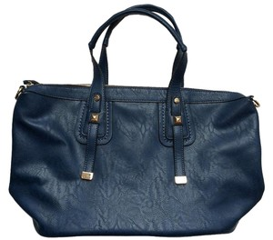 Charming Charlie Tote in Blue