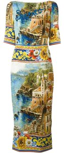 Dolce&Gabbana Runway Nwt Sorento New Season Dress
