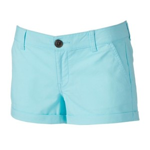 SO Mini/Short Shorts Blue