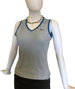 Nike Light Blue Nike Workout Top