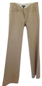 BB Squared Wide Leg Pants Brown and tan
