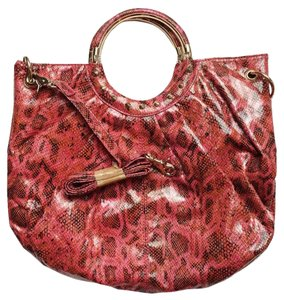 Charming Charlie Tote in Pink