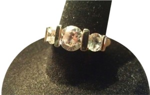 Other Sterling Silver Cubic Zirconium Ring