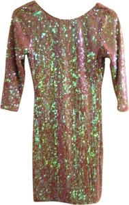 Arden B. Sequin Mermaid Dress