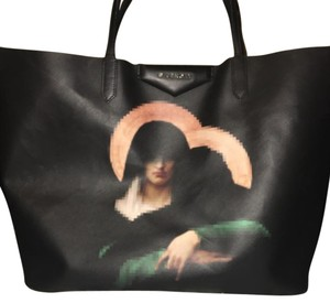 d41f607bab Givenchy Sale Price ---givenchy Antigona & Pouch Black Leather Tote ...