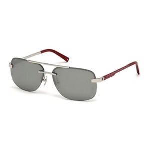 Montblanc MB510S 16C Shiny Palladium/smoke Mirror Lenses