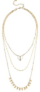 Stella & Dot Terra Layering Necklace