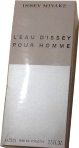 Issey Miyake New & Sealed Issey Miyake L'eau D'issey Pour Homme Eau De Toilette 2.5fl.oz