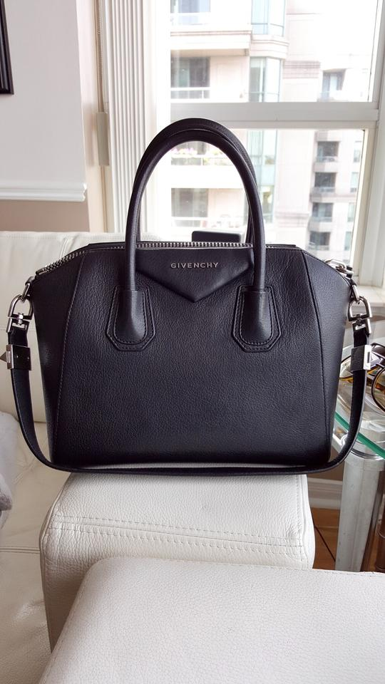 ac4546fe67 Givenchy Antigona Small Size Black Satchel - Tradesy