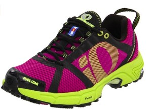 Pearl Izumi Trail Runner Orchid/Lime Athletic