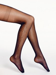 Kate Spade KATE SPADE Jewel EMBELLISHED TIGHTS