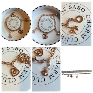 Thomas Sabo Thomas Sabo Charm Club Rose Gold Bracelet