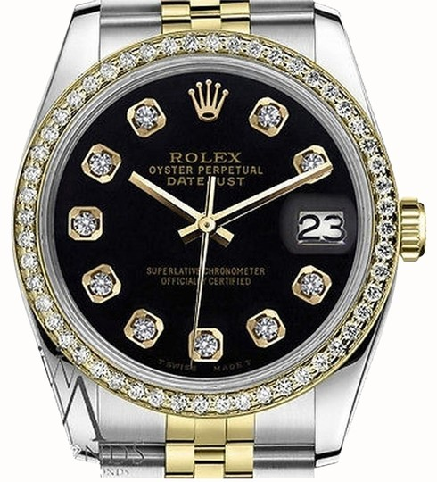 Preload https://img-static.tradesy.com/item/15775534/rolex-womens-26mm-datejust-tone-black-color-dial-with-diamonds-watch-0-1-540-540.jpg