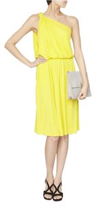 Lanvin short dress Yellow on Tradesy