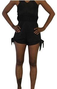 Other Black Romper SwimSuit Cover Up
