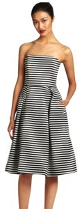 NICHOLAS short dress STRIPE on Tradesy