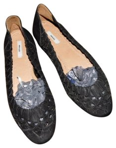 Ecote Leather Urban Outfitters black Flats
