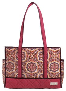 Cinda B Tote in Amore (Red)