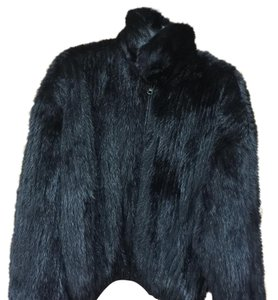 Fur salon nordstrom shaved mink jacket Fur Coat