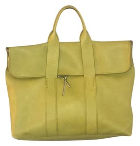 3.1 Phillip Lim Tote in Yellow