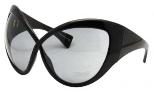 Preload https://item4.tradesy.com/images/tom-ford-black-daphne-shiny-exaggerated-cate-eye-sunglasses-157778-0-0.jpg?width=440&height=440