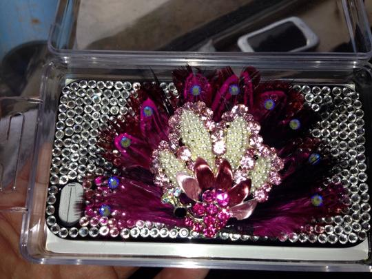 Other iPhone Jeweled Cell Phone Cover 4/4s