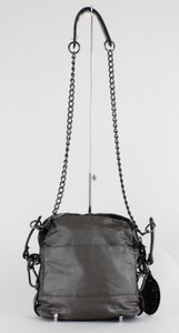 Kenneth Cole Reaction Patent Chain B350 Cross Body Bag