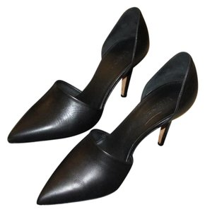 Vince Claire Italianleather Black Pumps
