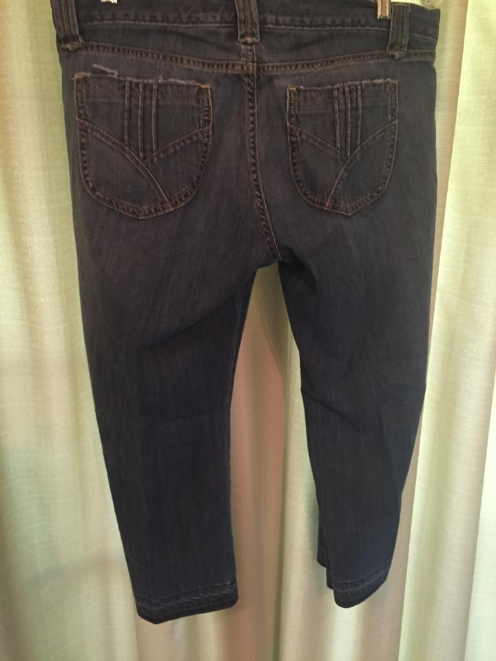 Gap Low Rise Crop Jean Capris