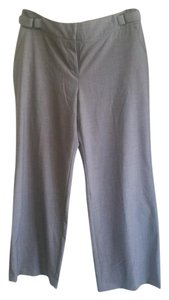 Rafaella Trouser Slacks Dress Trouser Pants Gray