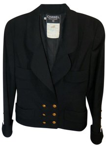 Chanel Boutique Black Blazer