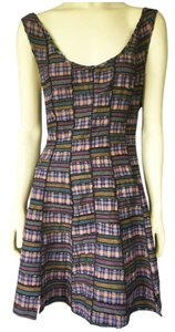 Free People short dress Multicolored on Tradesy