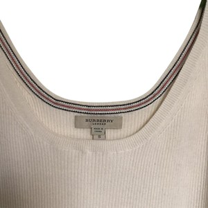 Burberry London Top Creme